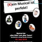 """""""(K)ein Musical ist perfekt!"""" am 10 Juni 2018 in Deizisau"""