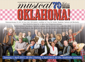 Werbung Oklahoma