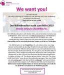 Wilhelmachor sucht Chorleitung