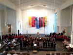 Chorkonzert in der Liebfrauenkirche und Ehrungen für langjährige Mitglieder