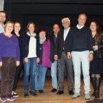 Das Präsidium steht wieder sicher im Chorverband Karl Pfaff