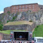 Pop-Chor rytmix Leonberg und Poudrockers Belfort begeistern 1000 Festivalbesucher beim FIMU 2017