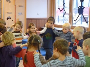 Singen-Bewegen-Sprechen im Kindergarten Winzeln