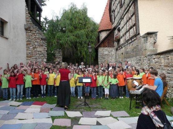 Amsel Ms Singen und Stimm...